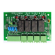 ISM07 - Intelligent Remote NO/NC Relay (4 Digital Inputs) Submodule